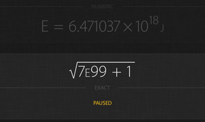 Archimedes is a free graphing calculator app for iOS & Android that allows you to pause a calculation